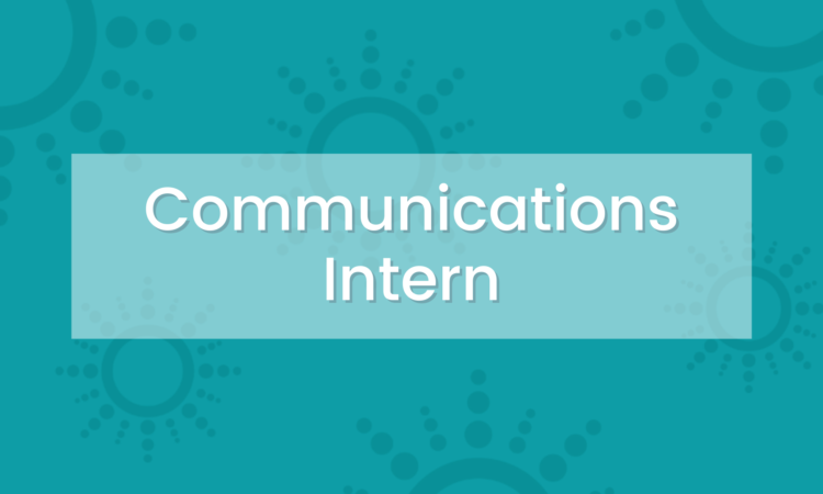 Comms Intern - Featured Image